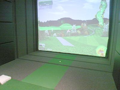 ゴルフシミュレータ「ジョイゴルフ」